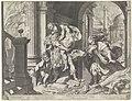 Aeneas vlucht met zijn familie uit Troje, RP-P-OB-35.656.jpg