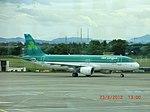 Aer Lingus Plane taxiing at Dublin Airport - panoramio.jpg