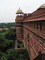 Agra Fort - views inside and outside (16).JPG