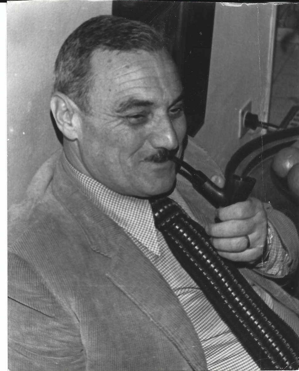 Aharon Amir circa 1975 (cropped)