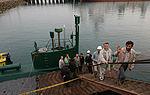 Ahmadinejad inspects Ghadir Mini Submarine.jpg