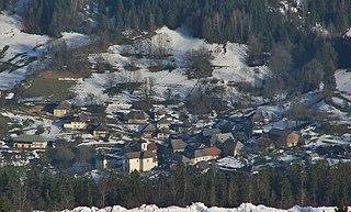 Aillon-le-Vieux Commune in Auvergne-Rhône-Alpes, France