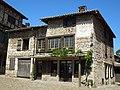 Ain, Pérouges - Maison du Cadran Solaire 1.jpg