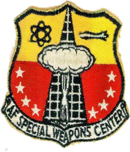 Air Force Special Weapons Center - Emblem