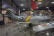 Air Zoo December 2019 141 (North American F-86F-30 Sabre).jpg