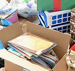 Airmen spread holiday cheer during Operation Christmas Drop sorting party 151204-F-IX728-026.jpg