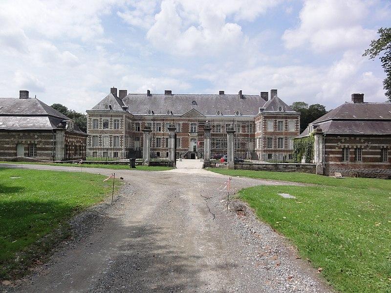 Aisonville-et-Bernoville (Aisne) château