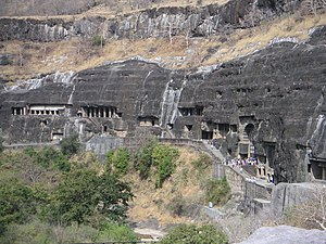 Ajanta Caves - The Ajanta Caves