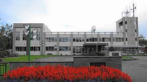 Akaigawa, Hokkaido - Akaigawa Village hall