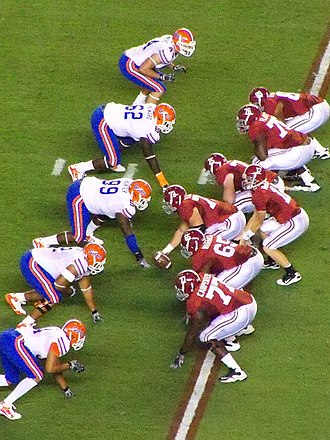 Florida Gators football - Florida and Alabama in 2010