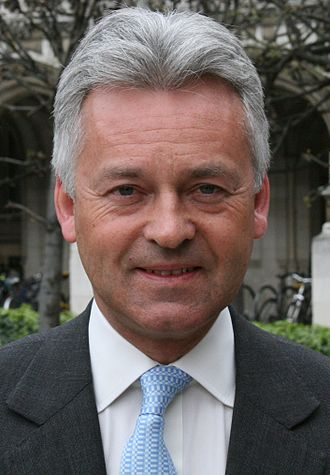 Shadow Secretary of State for Justice - Image: Alan Duncan (cropped)