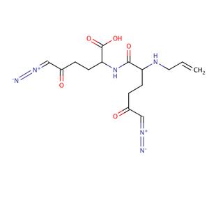 Alazopeptin - Image: Alazopeptin