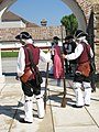 Alba Carolina Fortress 2011 - Guards-3.jpg