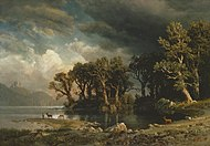 Albert Bierstadt - The coming storm.jpg