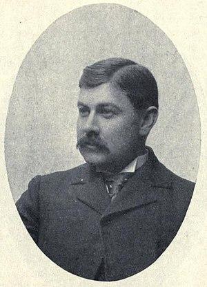 Albert Kenrick Fisher - Portrait c. 1903