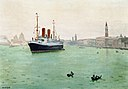 Albert Marquet, 1936 - Venice, the Liner.jpg