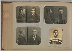 Album of Paris Crime Scenes - Attributed to Alphonse Bertillon. DP263813.jpg