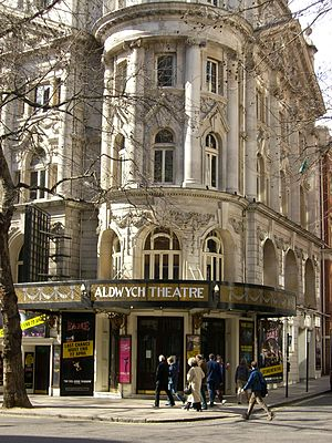 Aldwych Theatre - Aldwych Theatre in  2006