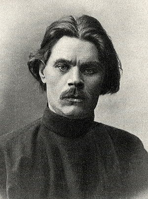 Backbone Flute - Maxim Gorky who was one of the first to recognize Mayakovsky as a big poet proved to be the only champion of the Backbone Flute