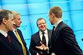 Alexander Stubb Finland, ossur Skarphedinsson Island, carl Bildt Sverige och Jonas Gahr Stoere Norge. Nordiska radets session 2009.jpg