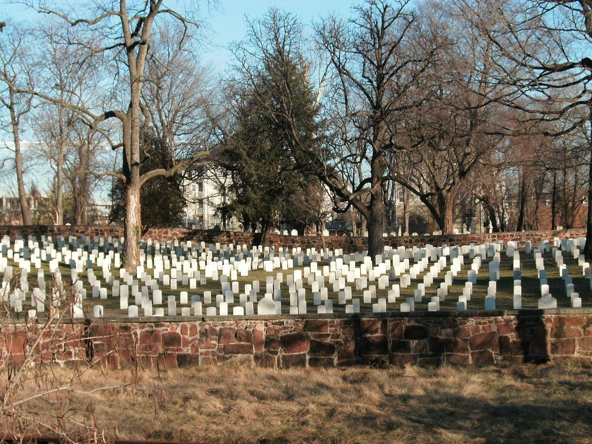 alexandria national cemetery alexandria virginia