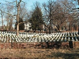 Alexandria National Cemetery (Alexandria, Virginia)