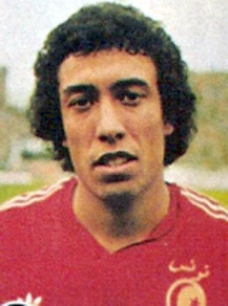 Ali Kaabi - in 1978