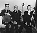 Alim Qasimov, Bahram Mansurov, Talat Bakikhanov.jpg