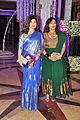 Alka Yagnik at Sunidhi Chauhan's wedding reception at Taj Lands End (31).jpg