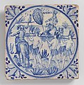 Allegories of the Four Continents Tiles, 18th century (CH 69117209).jpg