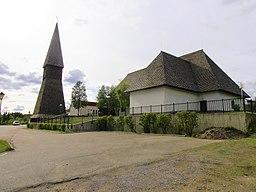 Allhelgonakirken, Malmberget.