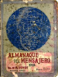 Almanaque del Mensajero para 1918