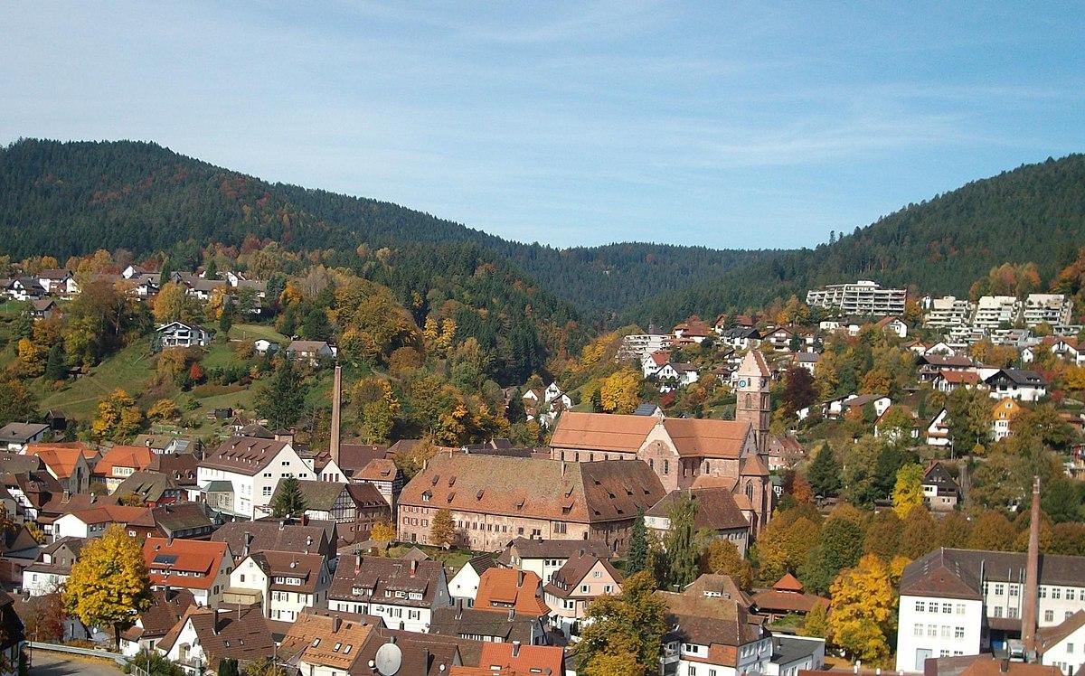 Alpirsbach Wikipedia
