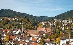 Alpirsbach-Panorama-2008