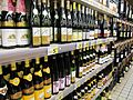 Alsatian wines in a supermarket.jpg