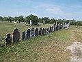 Alszegi cemetery, old gravestones, 2019 Kunszentmiklós.jpg