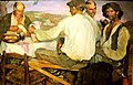 Alte Nationalgalerie, Ignacio Zuloaga, spanische Bauern.JPG