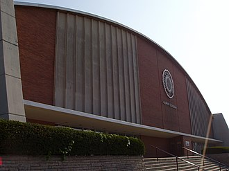 Alumni Coliseum - Image: Alumnicoliseum