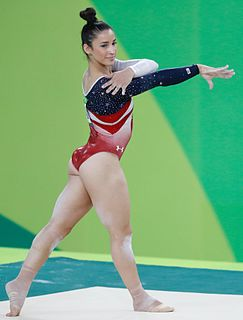 Aly Raisman American olympic gymnast and gold medalist