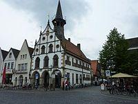 Am Markt. Rathaus in Burgsteinfurt - geo.hlipp.de - 10185.jpg
