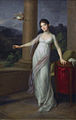 Amalie von Levetzow (1788-1868) by Johann Friedrich August Tischbein.jpg