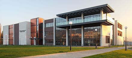 America for Bulgaria Student Center Won Building of the Year Award in 2013