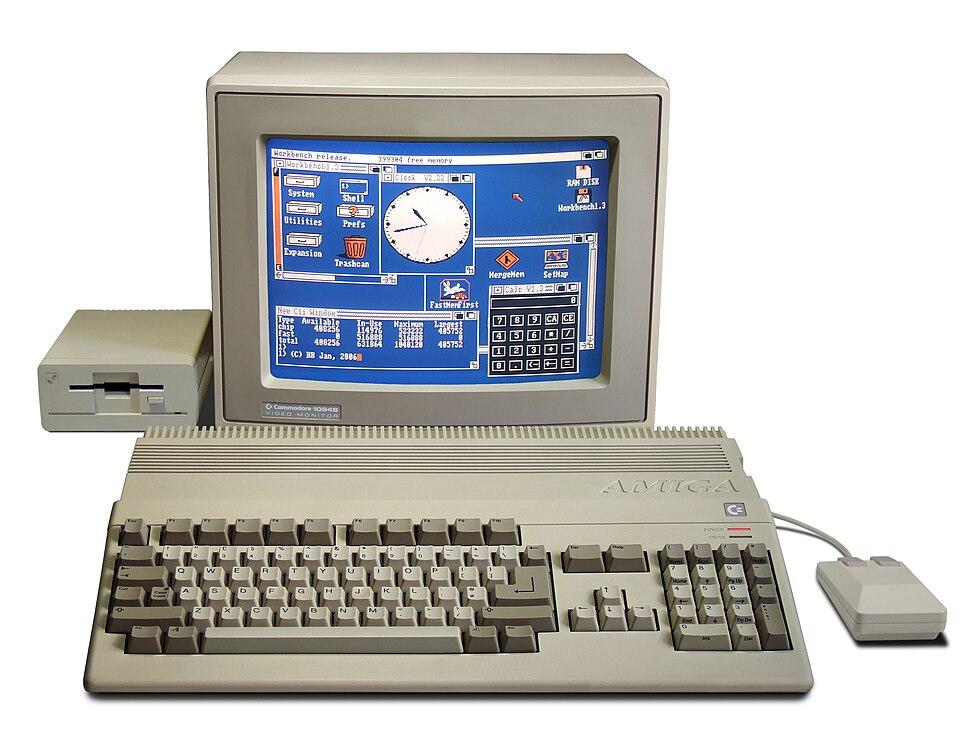 Amiga500 system
