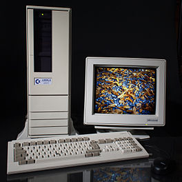 Amiga 4000T made by Escom