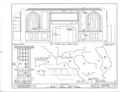 Amstel House, 2 East Fourth Street, New Castle, New Castle County, DE HABS DEL,2-NEWCA,10- (sheet 4 of 6).png