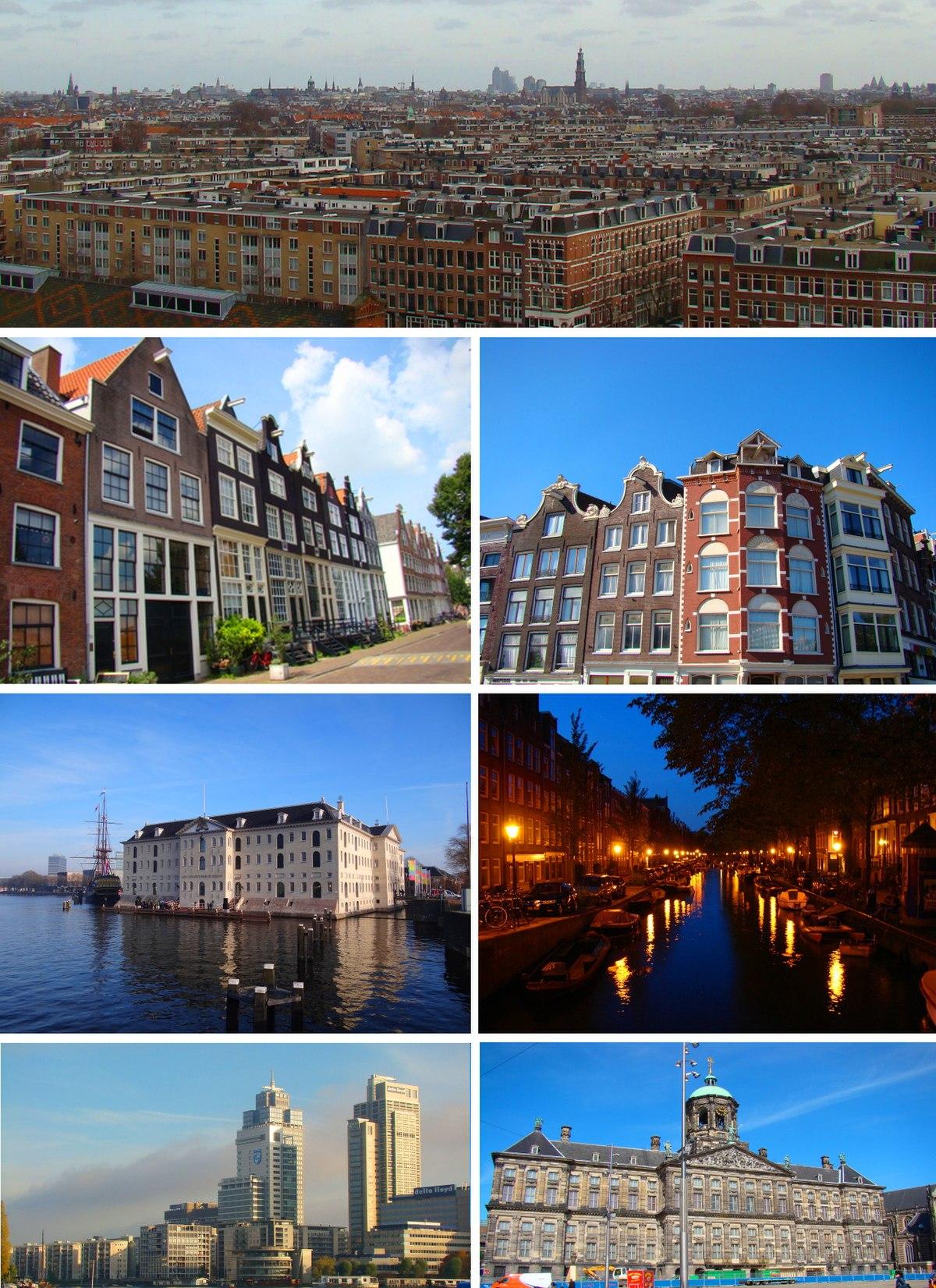 Amsterdam – Wikipodróże, wolny przewodnik turystyczny
