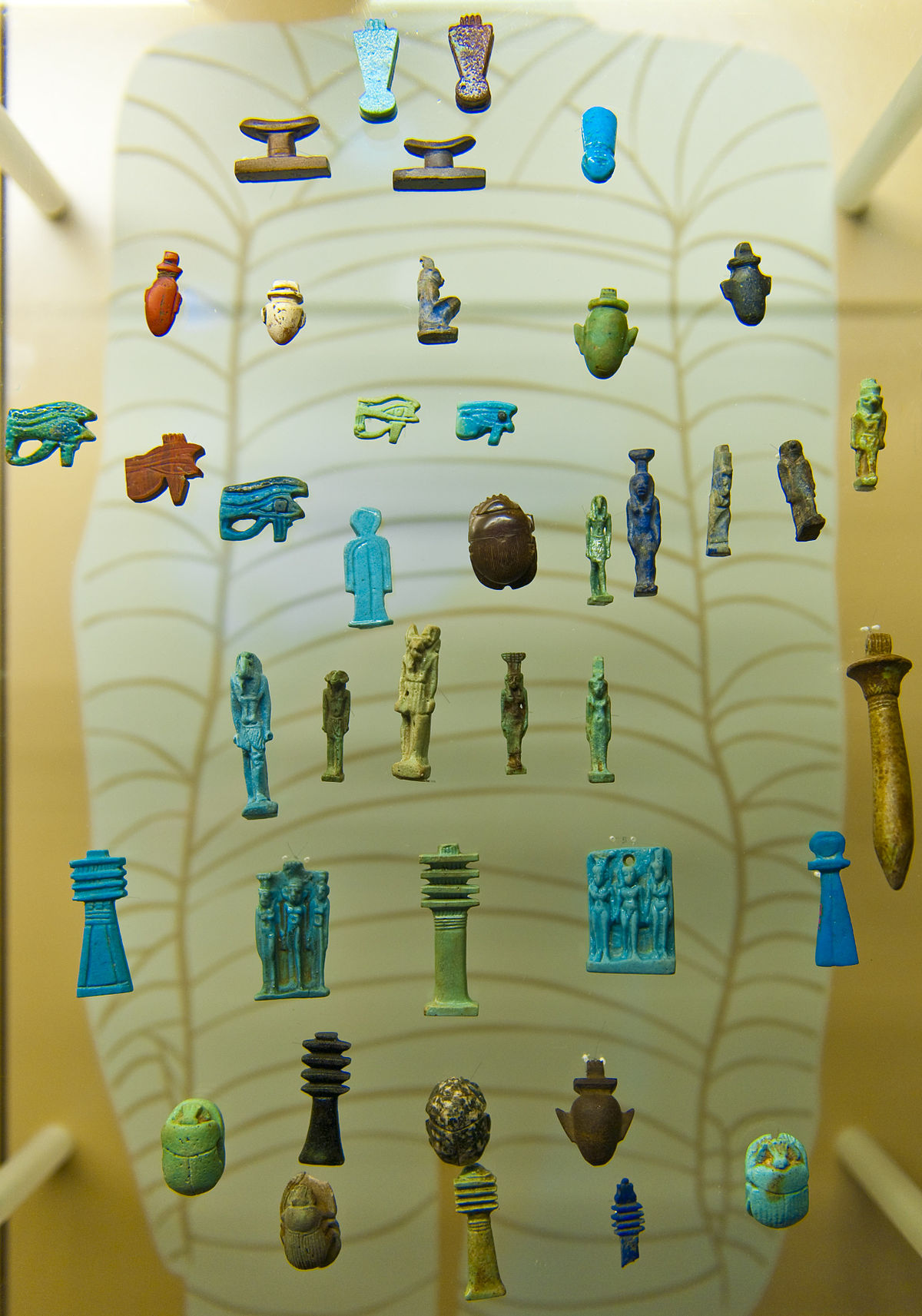 The Egyptian Amulet: Pious Symbols of Spiritual Life ...  |Ancient Egyptian Amulets Afterlife