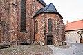 An der Kirche, Kirche der Altstadt St. Peter und Paul Delitzsch 20180813 010.jpg