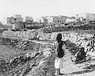 'Anata - 'Anata, between 1900 and 1920
