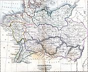 Ancient Germania - New York, Harper and Brothers 1849